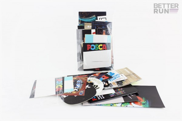 Graffiti Merchandise Pack