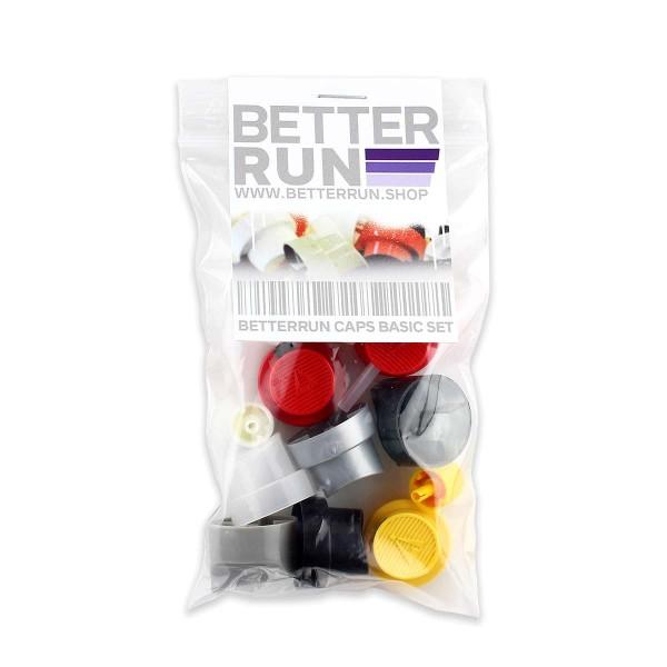 Betterrun Caps Basic Set