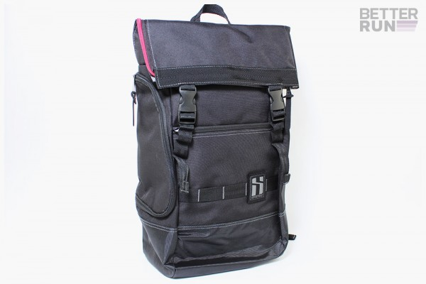 Mr. Serious Wanderer Backpack - Schwarz