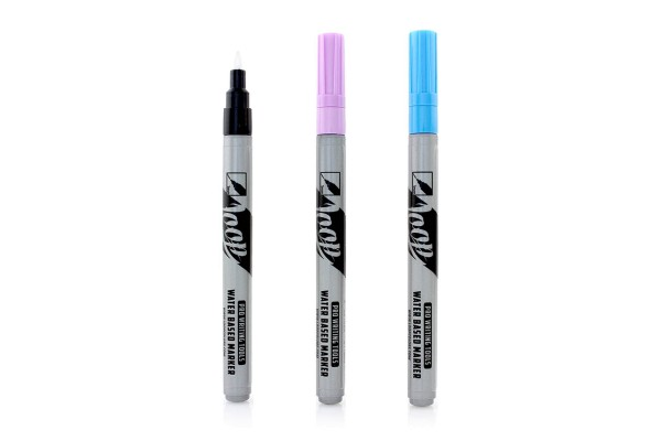 Loopcolors Water Based Marker 1mm - 11 Farben