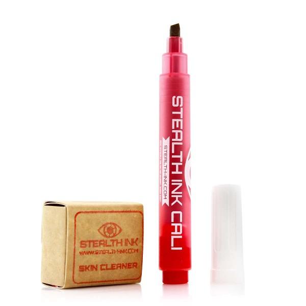 Stealth Ink Marker CHISEL CALI MRKR 1-4mm