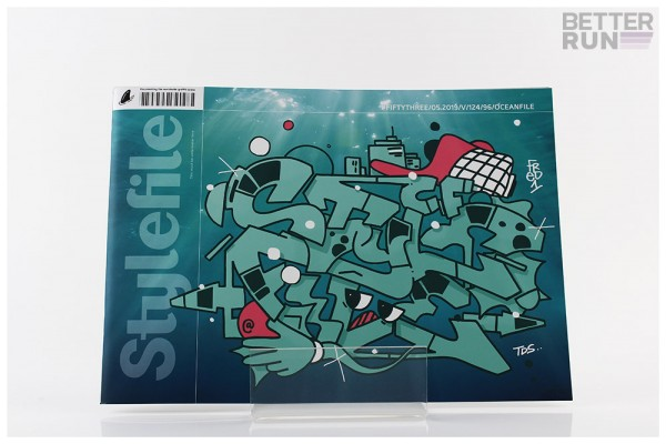 Stylefile Graffiti Magazin - Issue 53