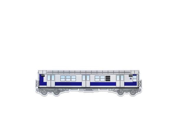 OTR Magnet - NY Subway Classic
