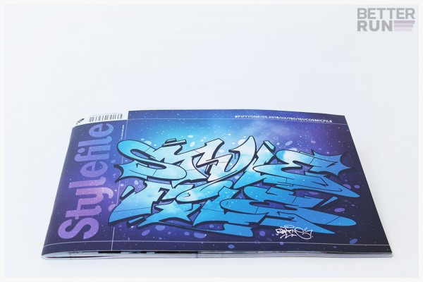 Stylefile Graffiti Magazin - Issue 51