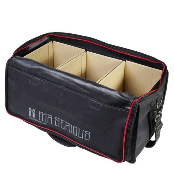 Mr. Serious Shoulder Bag 18 Pack
