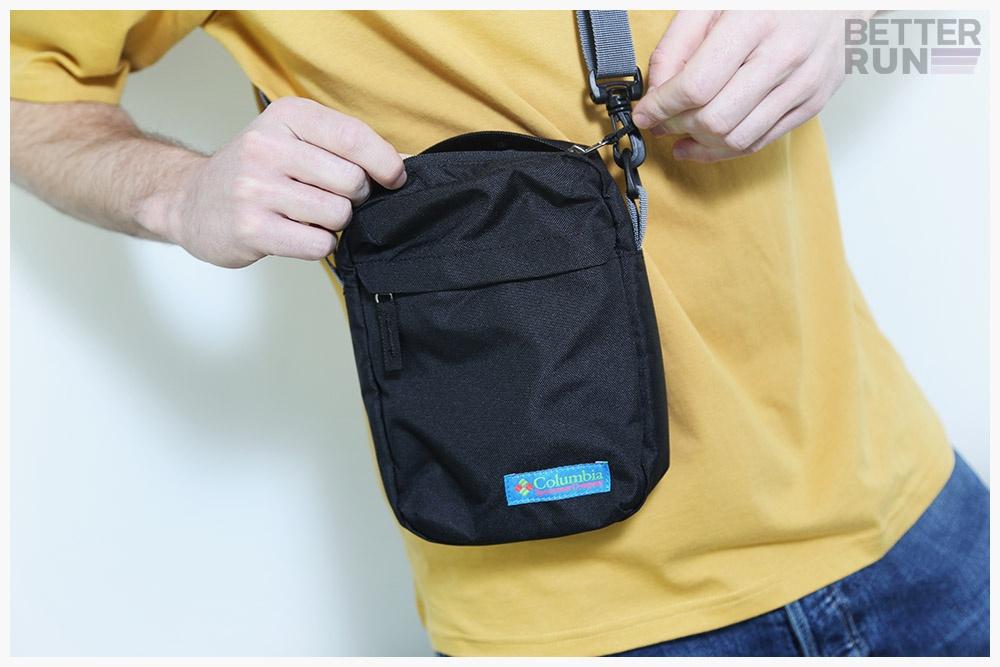 Columbia Tasche Shoulderbag Urban Uplift Side Black | eBay