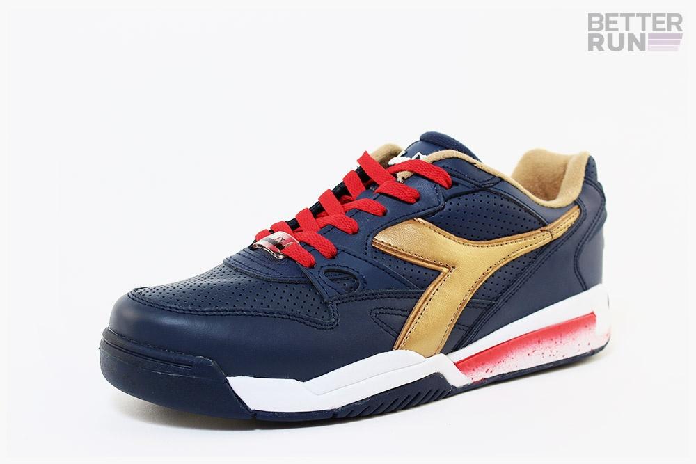 Details zu Diadora Sneaker Rebound Ace Insignia Blue