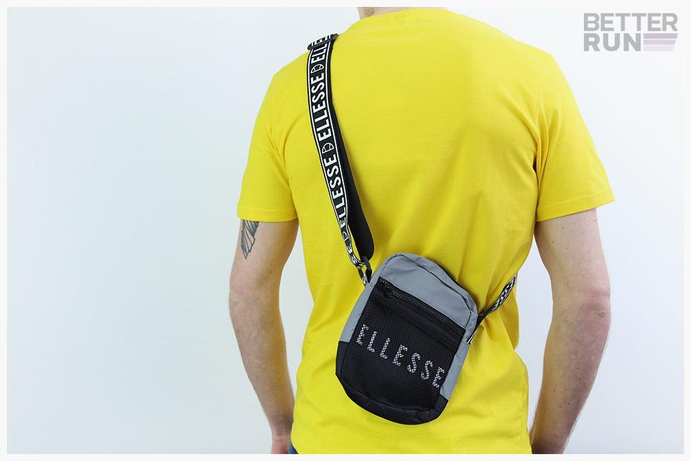 Ellesse Heritage Shoulderbag Cresp Cross Body Bag 3M