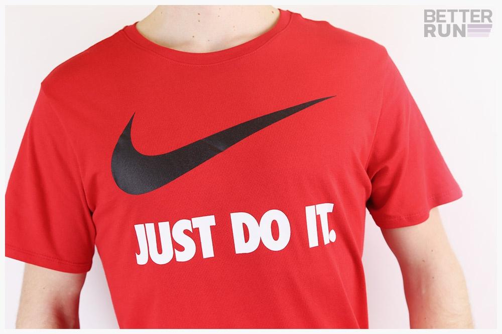 Détails sur Nike T Shirt Jdi Rouge Blanc Noir