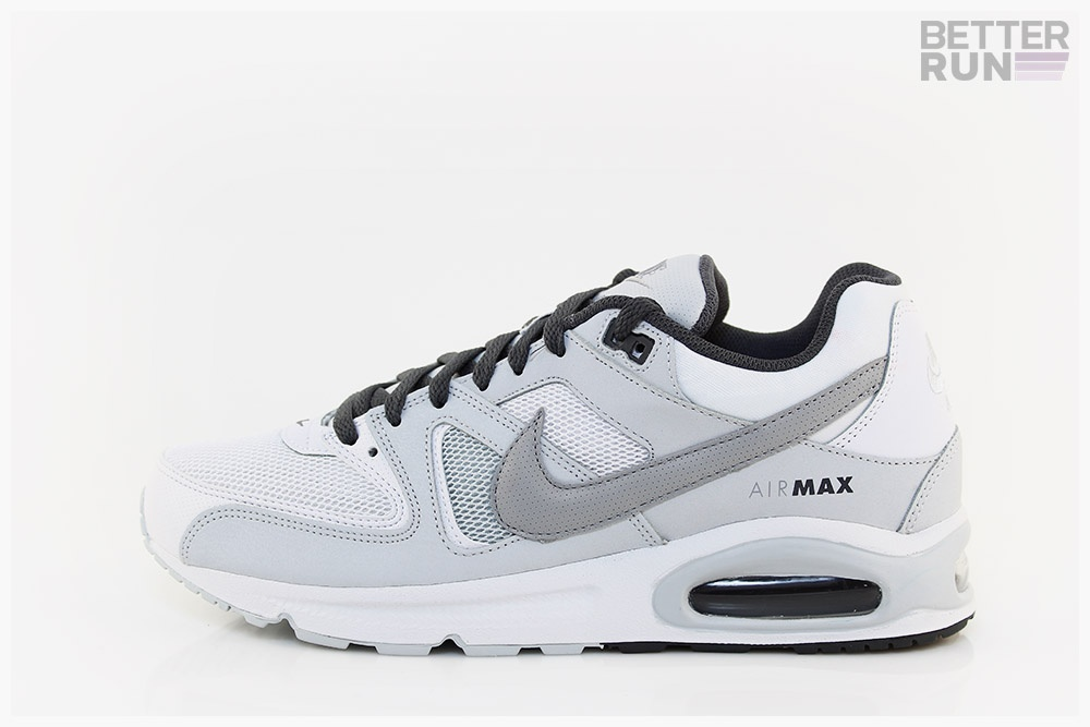 brand new 2eb73 62896 Nike Baskets - Nike Air Max Command - Blanc - Gris