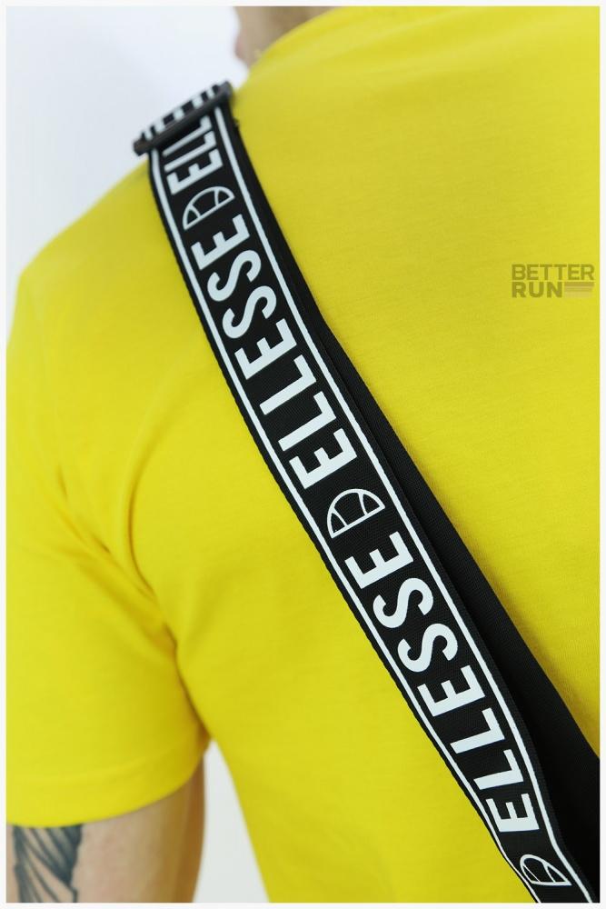 Detalles de Ellesse Heritage shoulderbag cresp Cross Body Bag 3m Grey Black ver título original